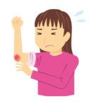 肘の痛みとその種類